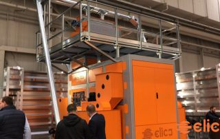 Elica at Agritechnica 2019 Exhibition, 10 - 16 November 2019 in Hannover, Germany.