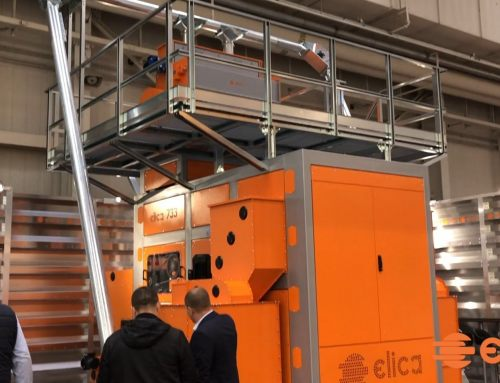 Elica at Agritechnica 2019 Exhibition, 10 – 16 November 2019 in Hannover, Germany.